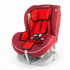 Scaun auto Coccolle Pavo grupa 0-25 kg - Rosu - Scaun auto copii