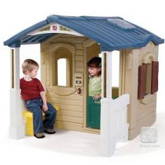 Casuta cu pridvor - Naturally Playful Front Porch Playhouse - Casuta copii