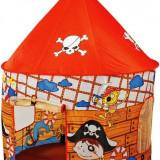 Cort de joaca pentru copii Pirati - Casuta/Cort copii, Multicolor