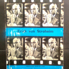D.I. Suchianu - Erich von Stroheim (Editura Meridiane, 1970)