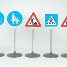 Set 5 semne diferite de circulatie - Klein