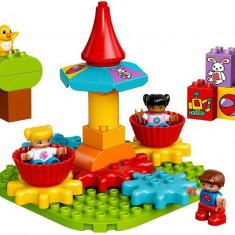 LEGO DUPLO - Primul meu carusel 10845