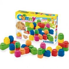 CLEMMY - SET 24 CUBURI - Set de constructie