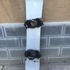 Placa snowboard noua Venue Pulse 158cm cu legaturi Atomic - Placi snowboard