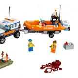 LEGO City - Unitatea de interventie 4 x 4 60165