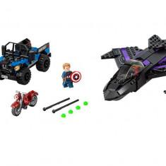 LEGO Marvel Super Heroes - Urmarirea Panterei Negre 76047