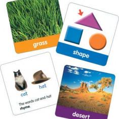 Carduri cu imagini pentru vocabular - Learning Resources
