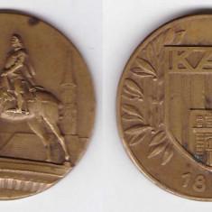 Medalie KAC Kolozsvari Athletikai Club 1880 - CFR Cluj - Moneda Romania