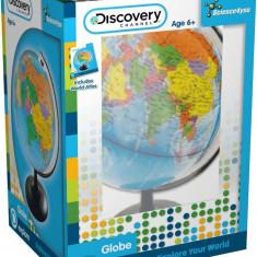 Glob pamantesc si Atlas - Carte educativa