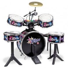 Set tobe Flash cu lumini si microfon - Instrumente muzicale copii Reig Musicales