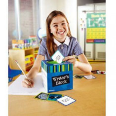 Cutia scriitorului in limba engleza Learning Resources