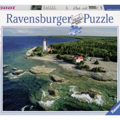 Puzzle Ravensburger PENINSULA BRUCE, 1000 PIESE