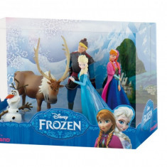 Set figurine - Frozen Deluxe - Figurina Animale Bullyland
