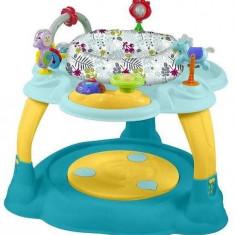 Centru de joaca cu activitati multiple Elegance - Tarc de joaca Baby Mix, Multicolor