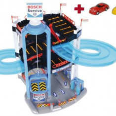 Parcare Bosch cu 3 nivele - Masinuta Klein