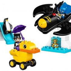 LEGO DUPLO - Aventura cu Batwing-ul 10823