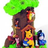 Pusculita - Pooh Treehouse