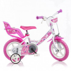 Bicicleta - DINO BIKES 124 RLN - Bicicleta copii Dino Bikes, 16 inch