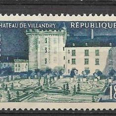 Franta 1954, Nestampilat
