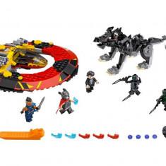 LEGO Marvel Super Heroes - Batalia suprema pentru Asgard 76084