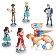 Set 6 figurine Elena din Avalor - Figurina Animale Disney