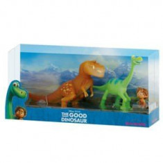 Set 3 figurine - The Good Dinosaur - Figurina Animale Bullyland