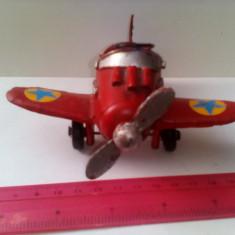 Bnk jc Avion de tabla - Jucarie de colectie
