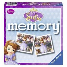 Jocul Memoriei - Printesa Sofia Ravensburger