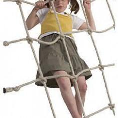 Plasa pentru catarat - 1, 50 x 2 m - Tobogan copii Kbt