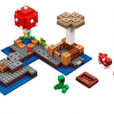 LEGO Minecraft - Insula Ciupercilor 21129