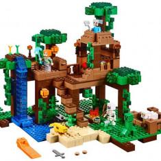 LEGO Minecraft - Casuta din jungla 21125
