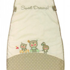Sac de dormit Sweet Dreams 18-36 luni 2.5 Tog - Sac de dormit copii, Multicolor