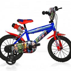 Bicicleta DINO BIKES - Avengers 414U AV - Bicicleta copii