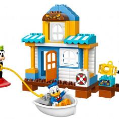 LEGO DUPLO - Casa de pe plaja a lui Mickey si prietenii 10827