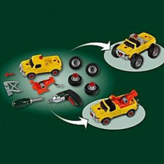 Set masina cu accesorii Bosch - Masinuta Klein