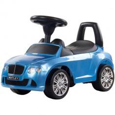 Masinuta Bentley Plus - Sun Baby - Albastru Regal