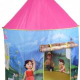 Cort de joaca pentru copii Heidi Castel - Casuta/Cort copii, Multicolor