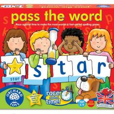 Joc educativ in limba engleza - Scrie corect contra cronometru orchard toys