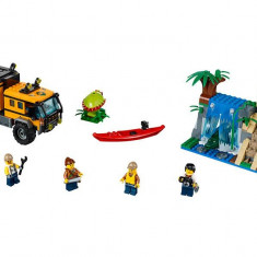 LEGO City - Laboratorul mobil din jungla 60160