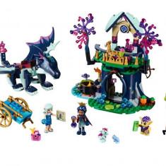 Lego Elves - Ascunzisul tamaduitor al lui Rosalyn 41187