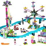LEGO Friends - Montagne russe in parcul de distractii 41130