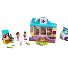 LEGO Juniors - Clinica veterinara a Miei 10728