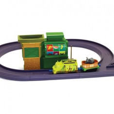 Set de Joaca Safari Chuggington Die-Cast, Seturi complete, Learning Curve