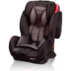 Scaun auto Salsa Q - Coto Baby - Negru - Scaun auto copii, 1-2-3 (9-36 kg)