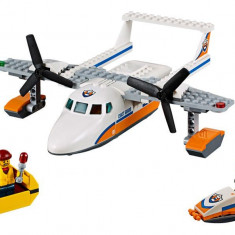LEGO City - Avion de salvare pe mare 60164
