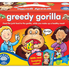 Joc educativ in limba engleza - Maimutica lacoma orchard toys