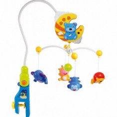 Carusel muzical Moonlight - Carusel patut Baby Mix, Multicolor