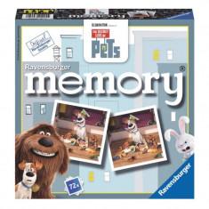Joc Memorie - Viata secreta a animalelor Ravensburger