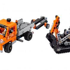 LEGO Technic - Echipaj pentru repararea drumurilor 42060