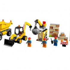 LEGO Juniors - Santier de demolari 10734
